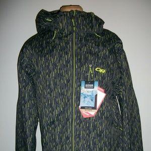 Outdoor Research Igneo Jacket Waterproof XL NWT